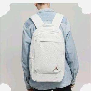 Air Jordan Legacy Elite Backpack - White/Copper